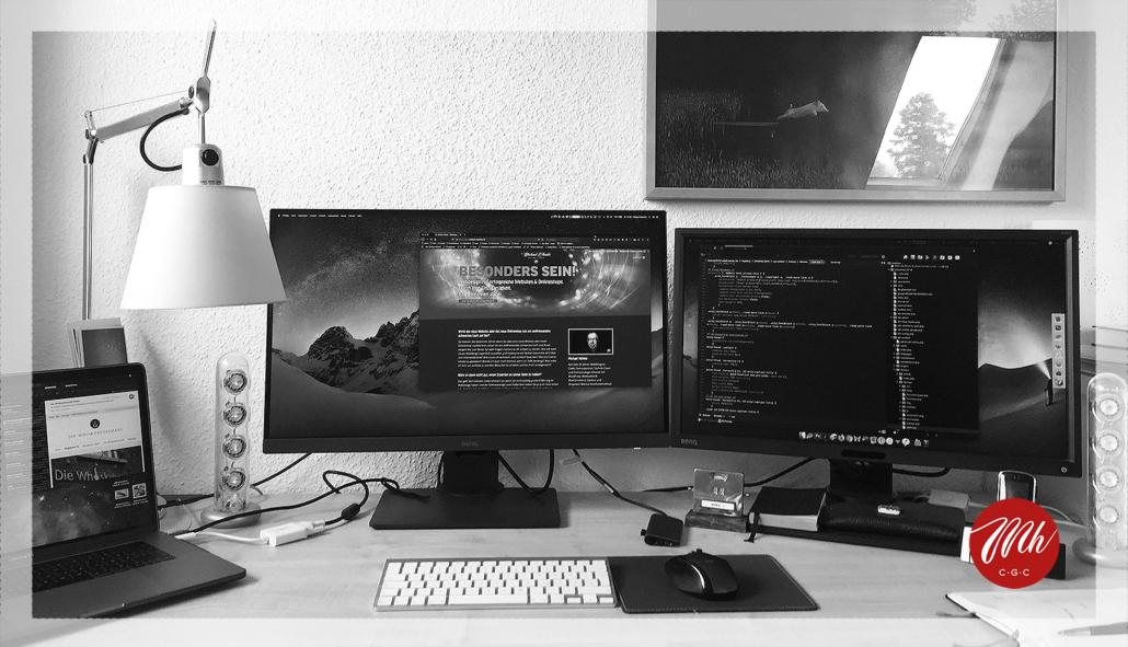 Office Michael Hömke - Seit über 20 Jahren Webdesigner, Coder, Servicepartner, Technik-Coach und Onlinestratege. Arbeitet mit WordPress, Weblication®, WooCommerce, Gambio und Shopware.