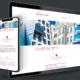 Website für die Grundland Gebäudemanagement GmbH– Berlin. Die Website wird mit WordPress als CMS eigenständig gepflegt.